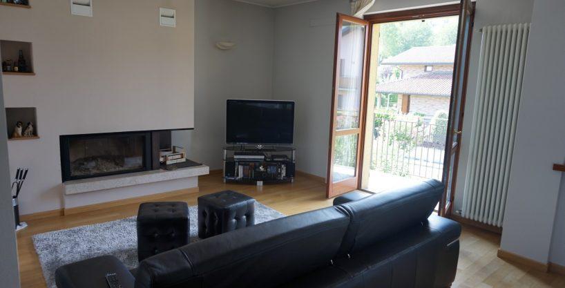 Appartamento in villa in vendita a Barzana