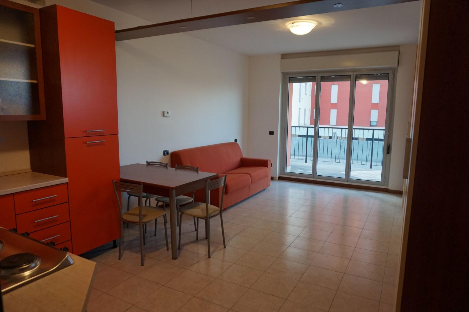 Monolocale in affitto zona università Dalmine