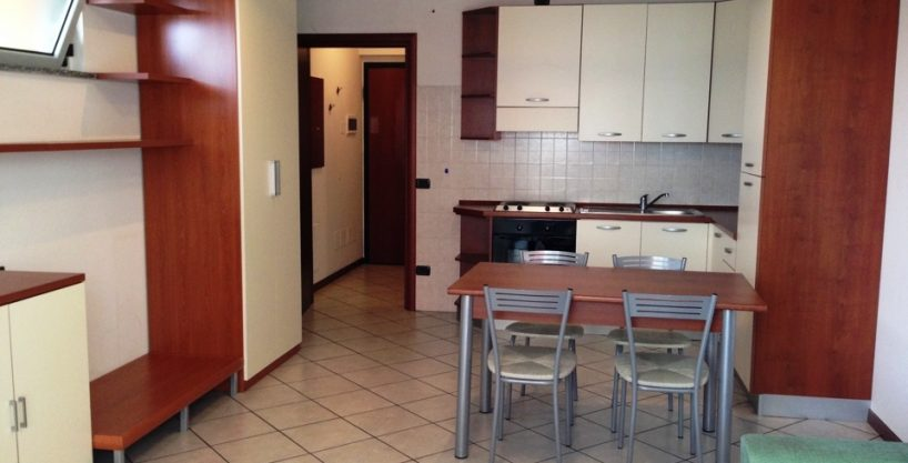 Appartamento monolocale in affitto a Dalmine arredato