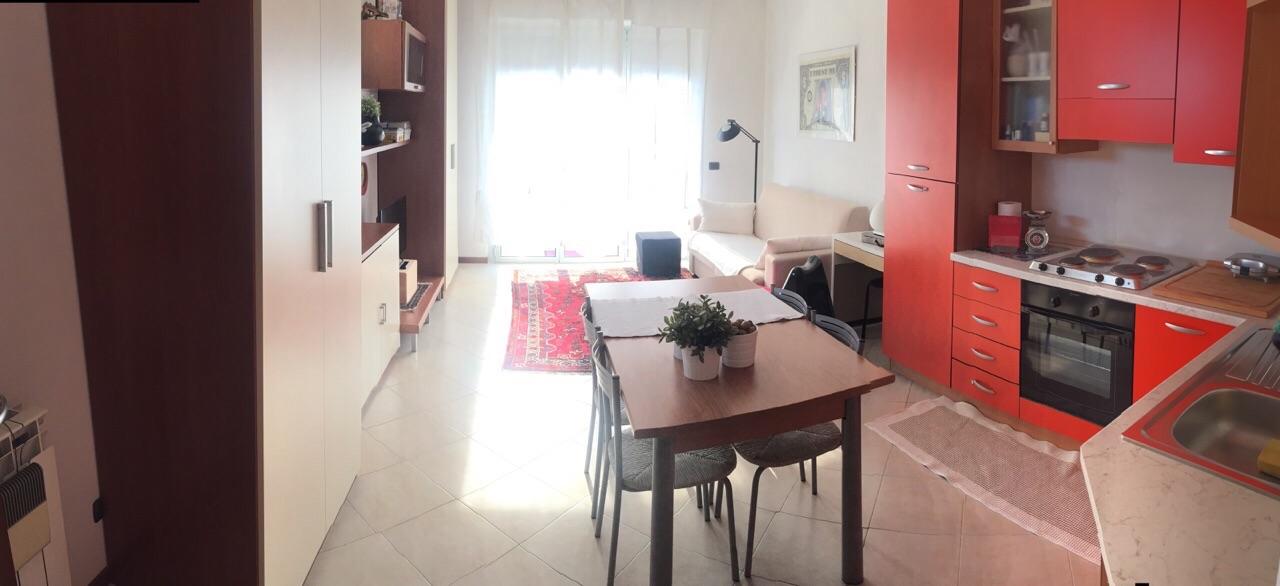 Appartamento monolocale arredato in affitto a Dalmine zona università