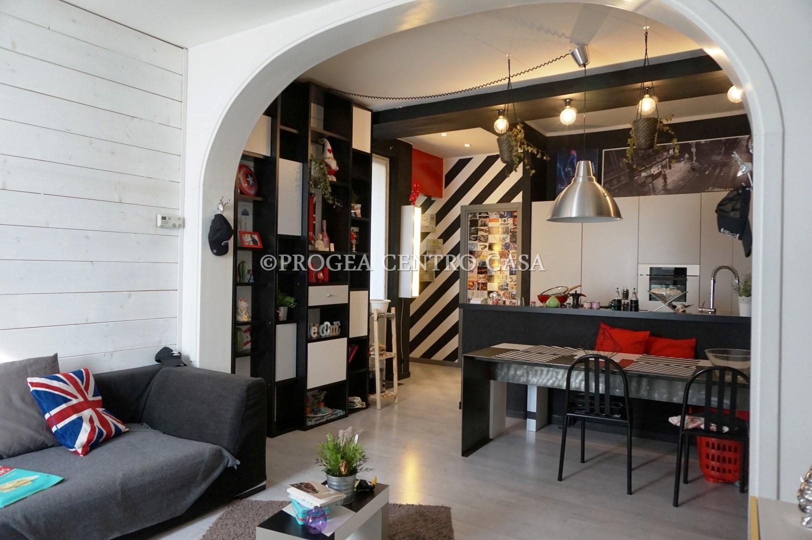 Appartamento bilocale in affitto a Bergamo Boccaleone