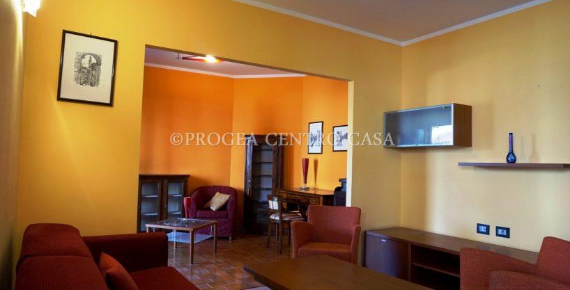 Appartamento trilocale arredato in affitto a Bergamo