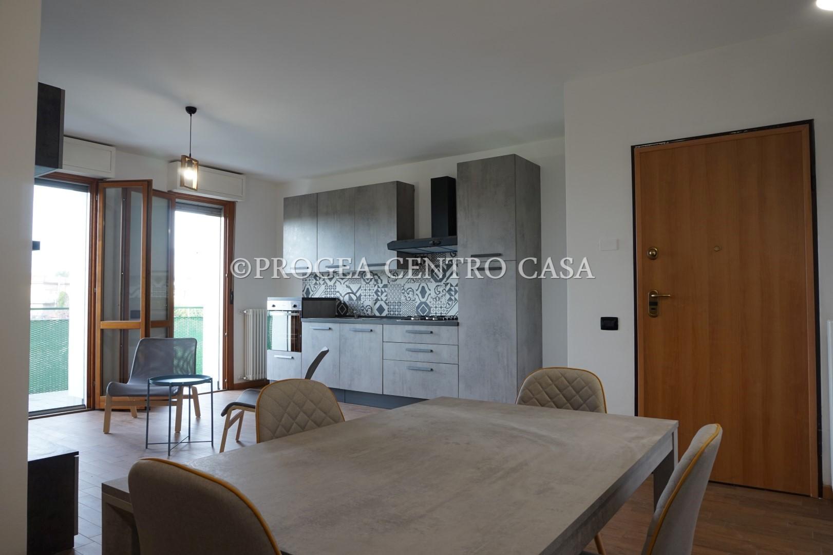 Bilocale in affitto ad Albano Sant'Alessandro