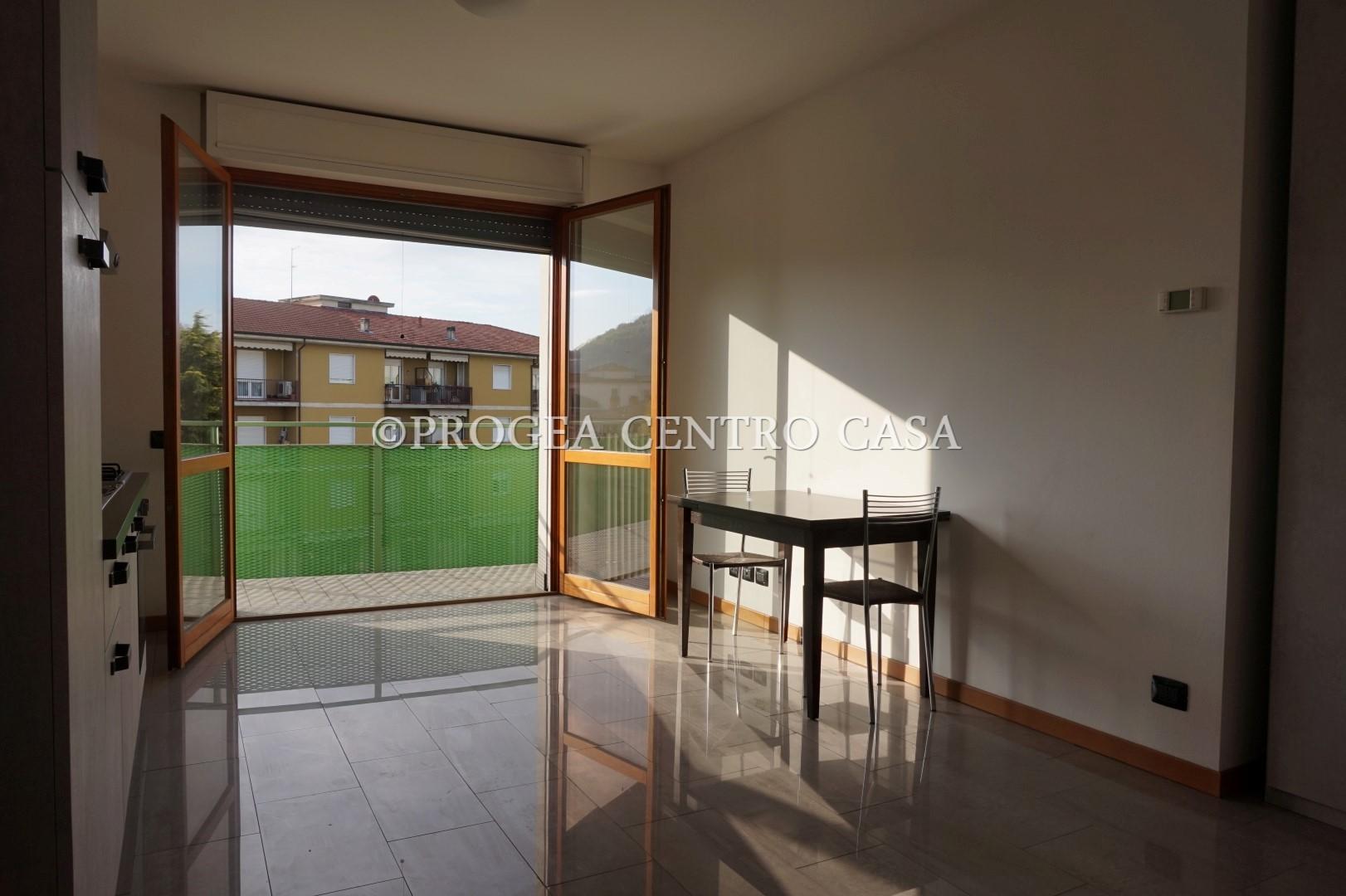 Monolocale arredato in affitto ad Albano Sant'Alessandro